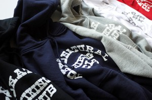 front logo hoodie#2